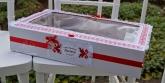 Кутия за дрешките и аксесоарите за Кръщене