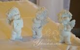 Ангели за декорация на Кръщене
