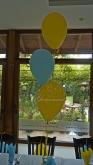 Кръщене в синьо и жълто