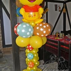 Рожден ден - Мечо Пух