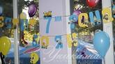 Рожден ден на тема миньони