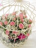 Рожден ден в розови розички