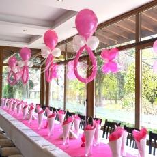 Рожден ден - розово