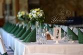 Номер на маса за гостите на Сватба