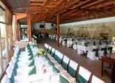 Декориране и аранжиранте на ресторант за Сватба