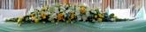 Цветна аранжировка за главната маса