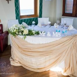 Морска сватба - Йо и Галин