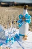 Аксесоари за Сватба на морска тема