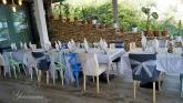Украса за маса гости - Сватба
