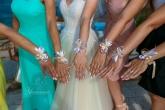 Гривни за сватба на морска тематика