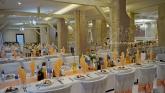 Декорация и аранжировка на ресторант за Сватба