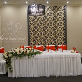 Сватба в червено - Таня и Владо