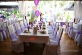 Украса на маса гости за сватба
