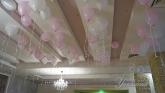 Украса на ресторант с балони