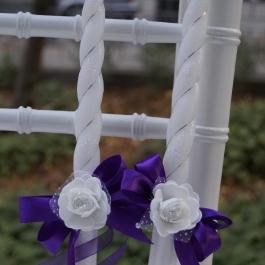 Свещи за църковен брак - СВАТБА
