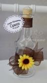Шишенце за олио със слънчоглед