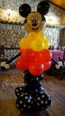 Фигура от балони на Мики Маус