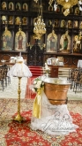 Украса на храм за Кръщене