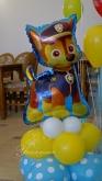 Фигура от балони paw patrol