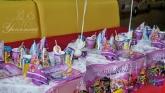 Подредба на маса деца по тема Пес патрул