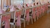 Украса на маса гости за Рожден ден