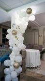 Арка от балони за Кръщене