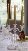 Свещник за декорация