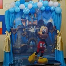 Украса за Рожден ден - Мики Маус