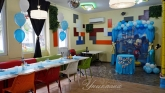 Украса за Рожден ден по тема Мики Маус