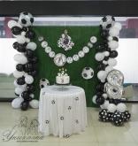 """Декор за снимки на Рожден ден тема """"Футбол"""""""