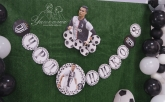 """Банер за Рожден ден на тема """"Футбол"""""""